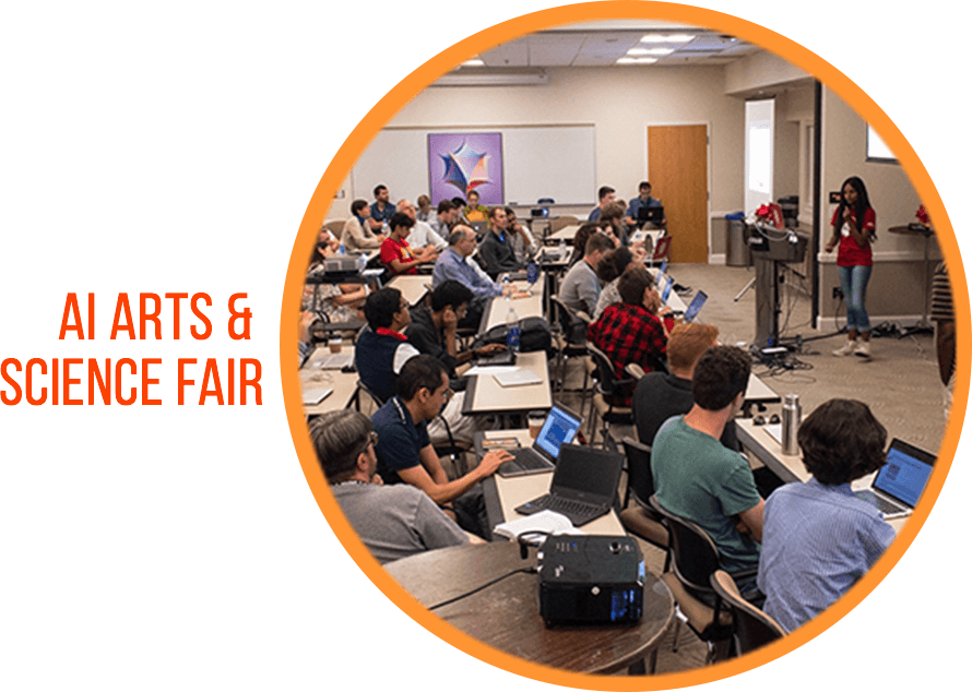 AI Arts & Science Fair